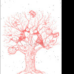Cards - Apple Tree