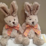 MADISON Bunny with Orange ribbon - CT-SGX22033B R95.00