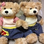 Teddy Bear - Russ GW-TED3030-ABC R185.00
