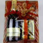 Moet Champagne & Chocolate Hamper