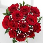 Red Rose Bouquet (x12)